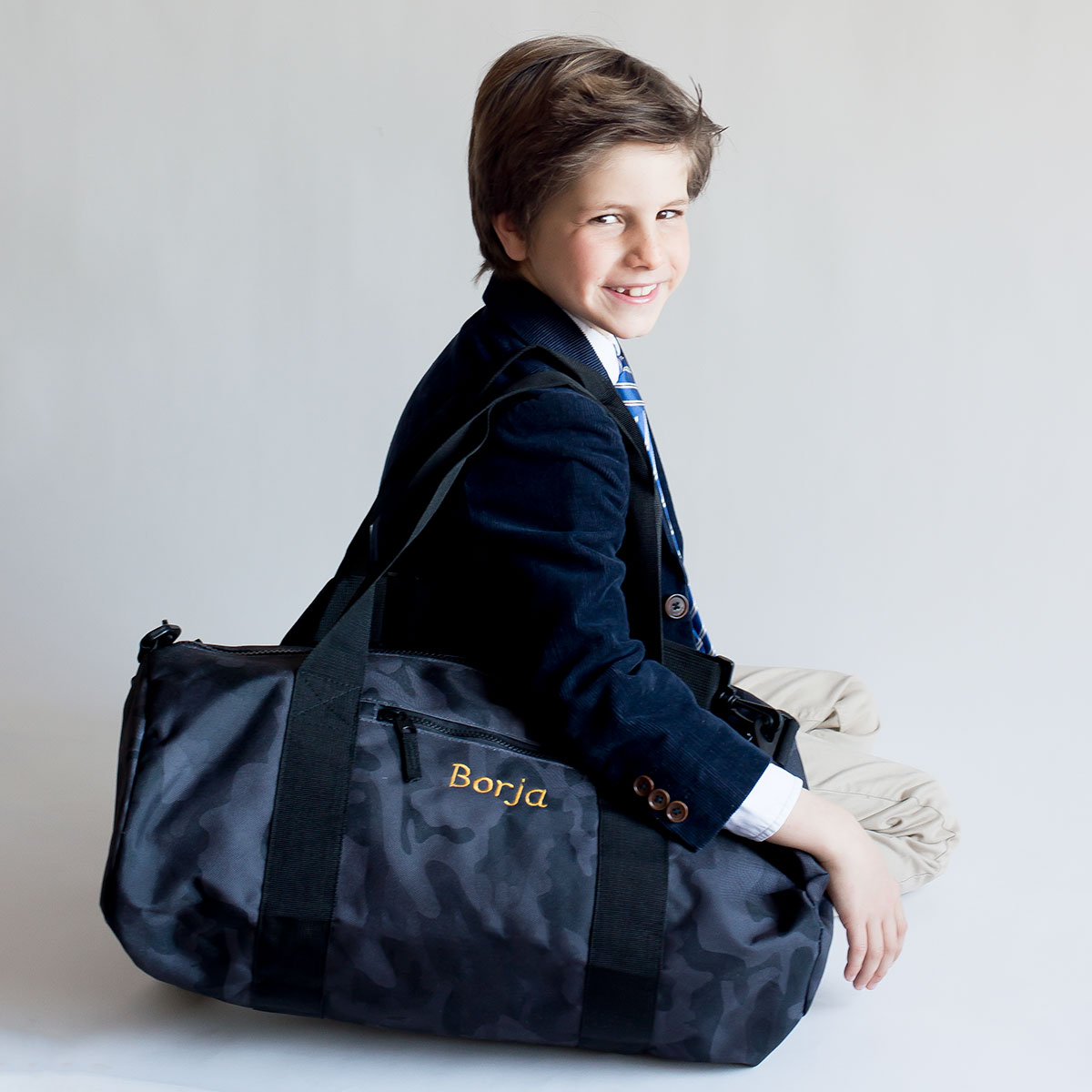 bolsa personalizada para niños