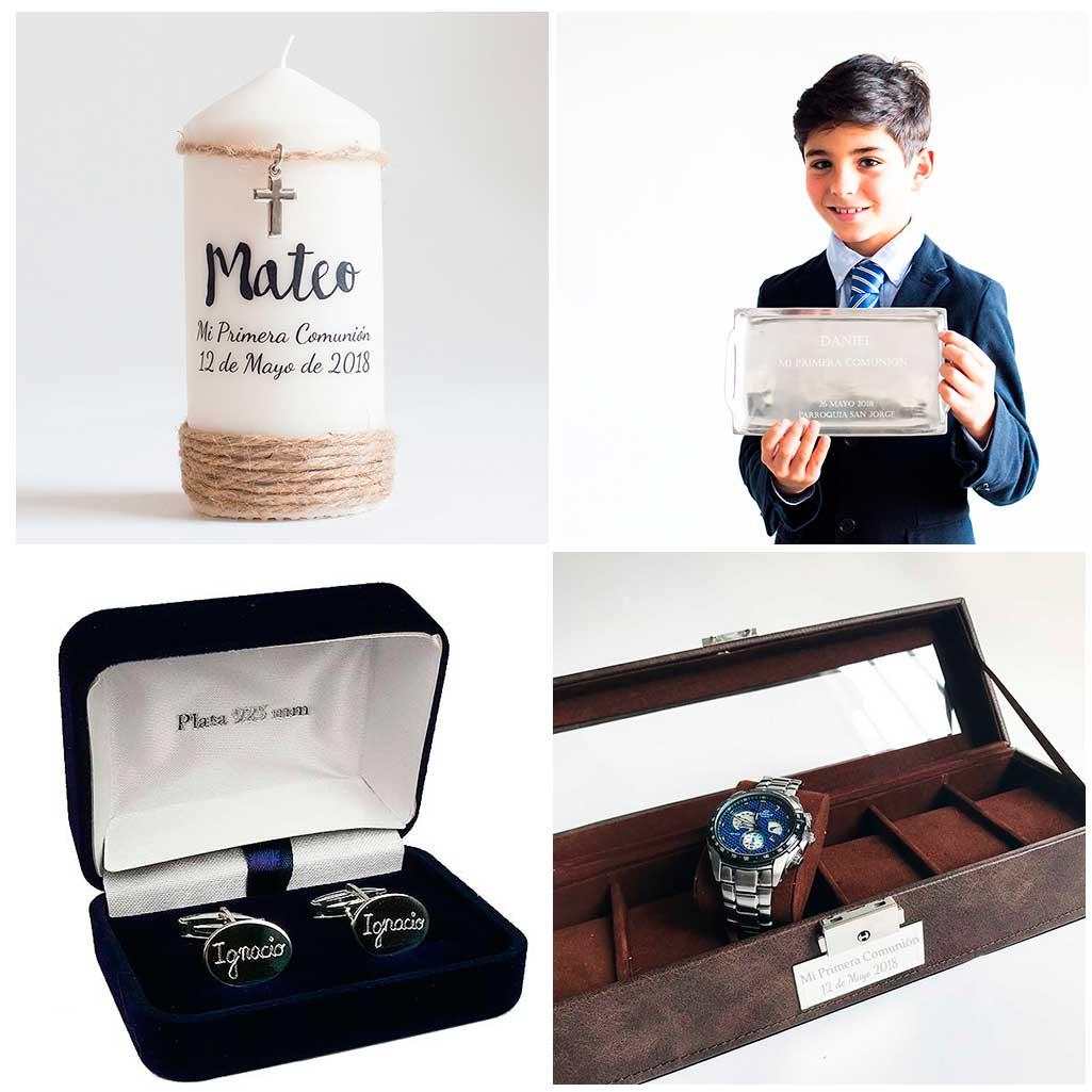 que regalar a un niño en su primera comunion
