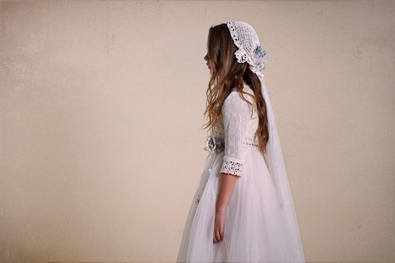 hortensia maeso comunion niña
