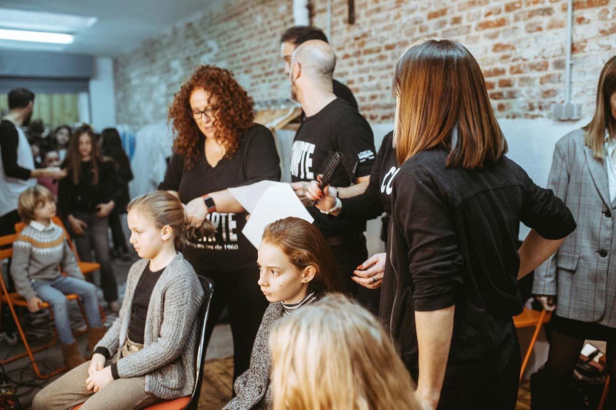 Comunion peluqueria y maquillaje