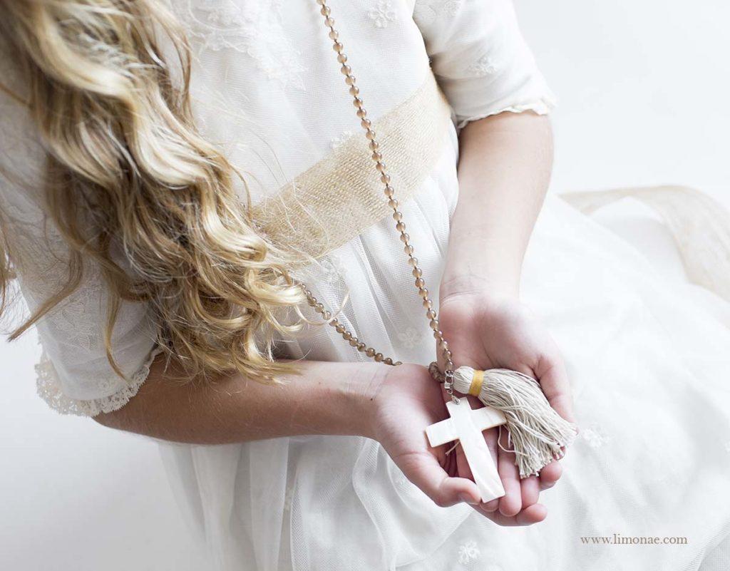 cruces bonitas de Comunion