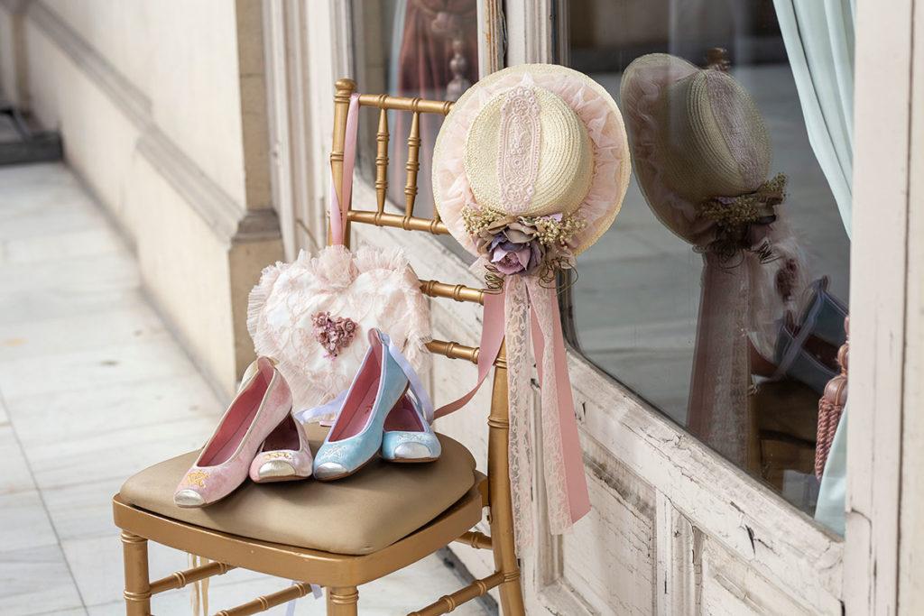 Zapatos y accesorios Comunion MonAir
