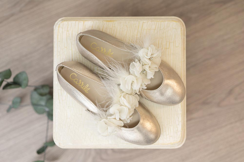 zapatos de comunion especiales