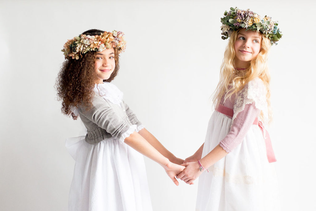 vestidos de comunion navascues