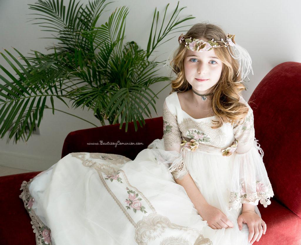 comuniones vestidos niñas