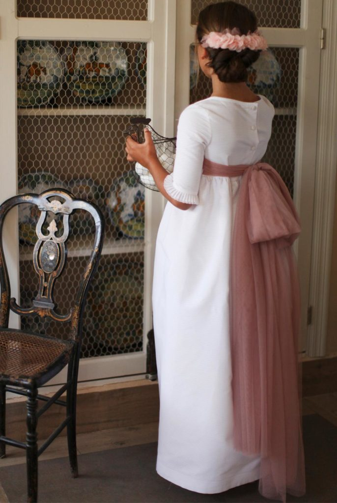 vestidos de comunion clasicos el osito de claudia